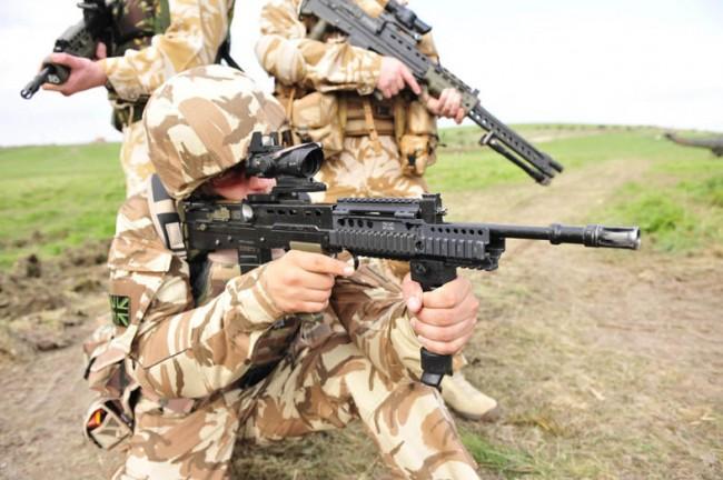 Armée Britannique/British Armed Forces - Page 9 24361