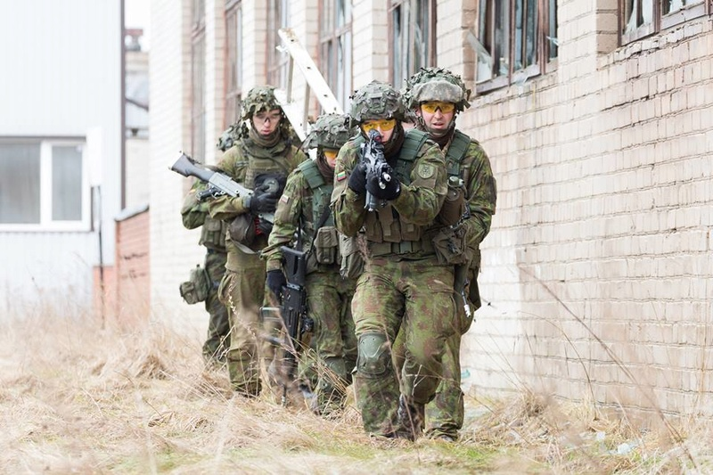 Armée lituanienne/Lithuanian Armed Forces - Page 6 24426