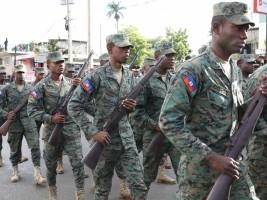 Forces armées d'Haïti (FADH) / Armed Forces of Haiti 24427