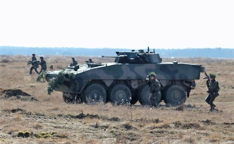 Les Forces Armées Polonaises/Polish Armed Forces - Page 24 24451