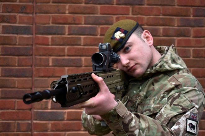 Armée Britannique/British Armed Forces - Page 9 24462