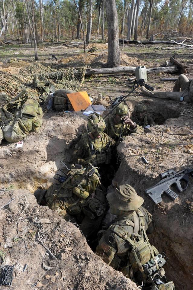 Armée Australienne/Australian Defence Force (ADF) 2447