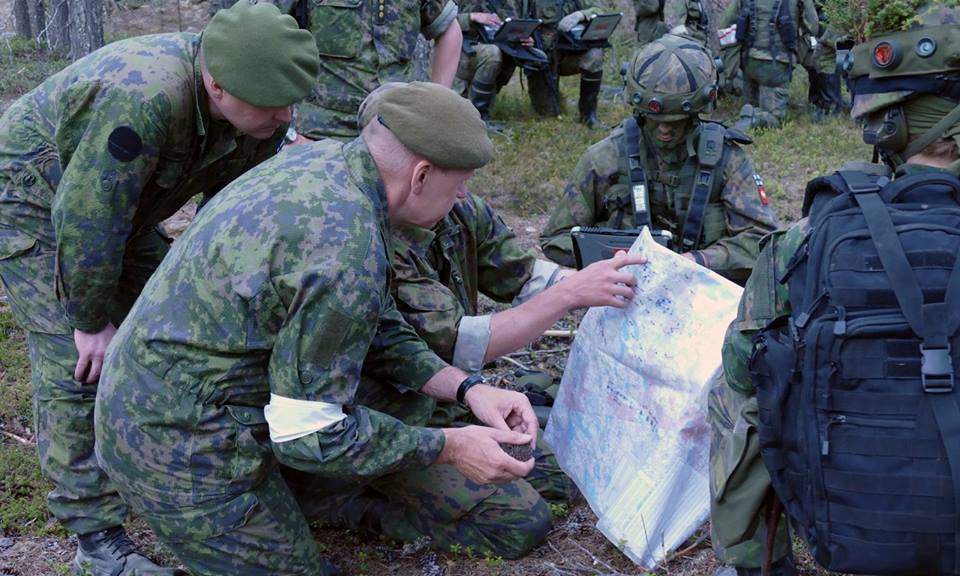 Armée Finlandaise / Finnish Defence Forces / puolustusvoimat - Page 9 2466