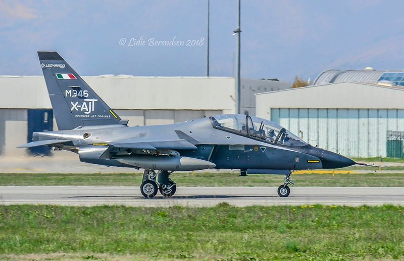 Aermacchi M-346 advanced jet trainer - Page 2 25136