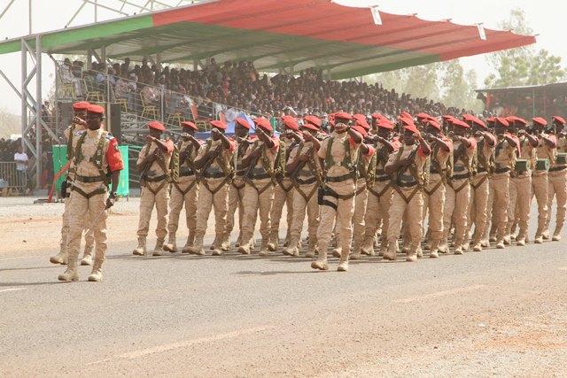 Armée nationale Burkinabé / Military of Burkina Faso - Page 4 2535