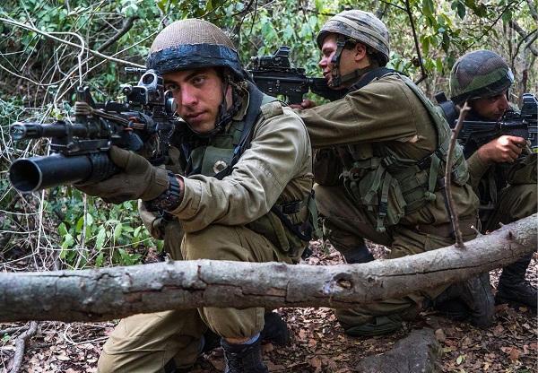 Armée Israélienne / Israel Defense Forces (IDF) - Page 2 25475