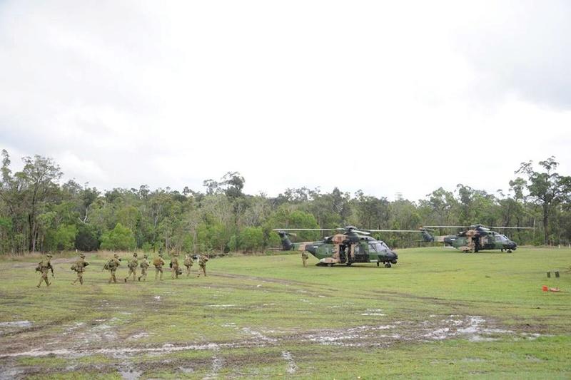 Armée Australienne/Australian Defence Force (ADF) 2648