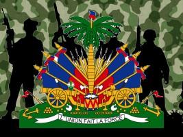 Forces armées d'Haïti (FADH) / Armed Forces of Haiti 2664