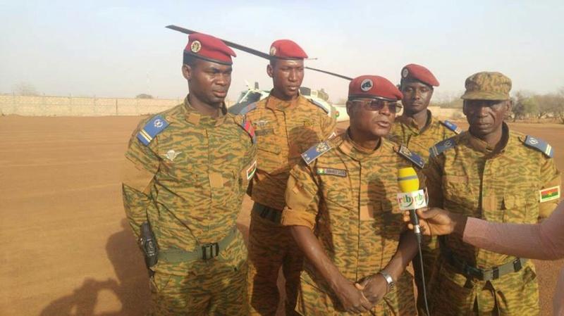 Armée nationale Burkinabé / Military of Burkina Faso - Page 4 26714
