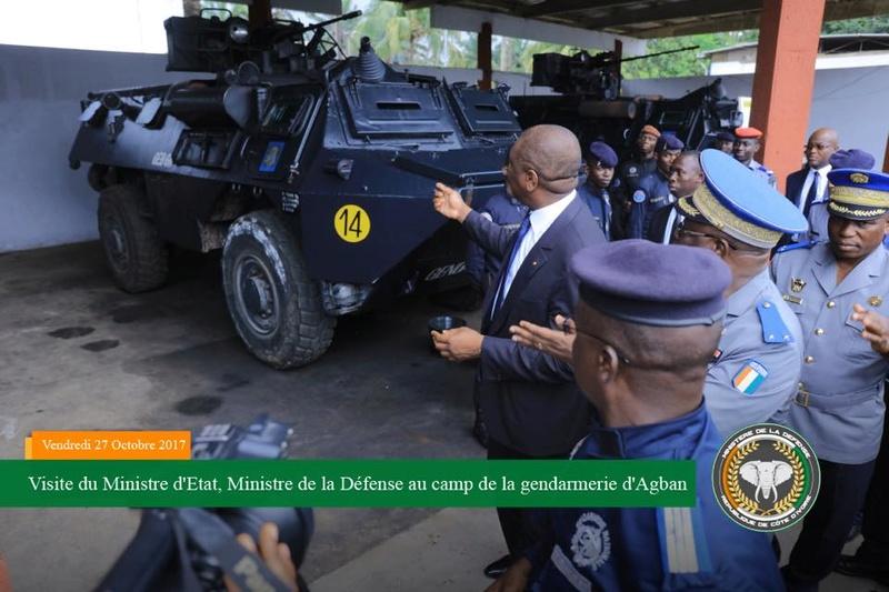 Les Forces de défense et de sécurité de Côte d'Ivoire - Page 5 2672