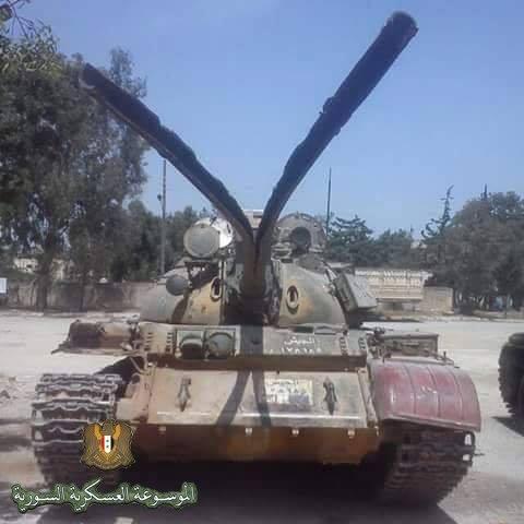 Armée Syrienne / Syrian Armed Forces / القوات المسلحة السورية - Page 22 27210