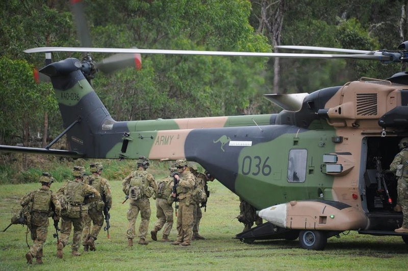 Armée Australienne/Australian Defence Force (ADF) 2738