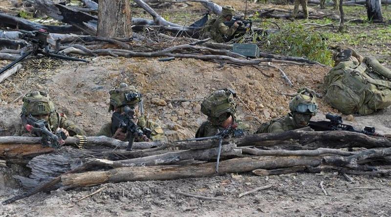 Armée Australienne/Australian Defence Force (ADF) 2742