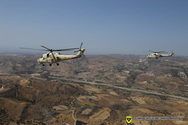 Armée Chypriote / Cypriot National Guard / Ethnikí Frourá 2748
