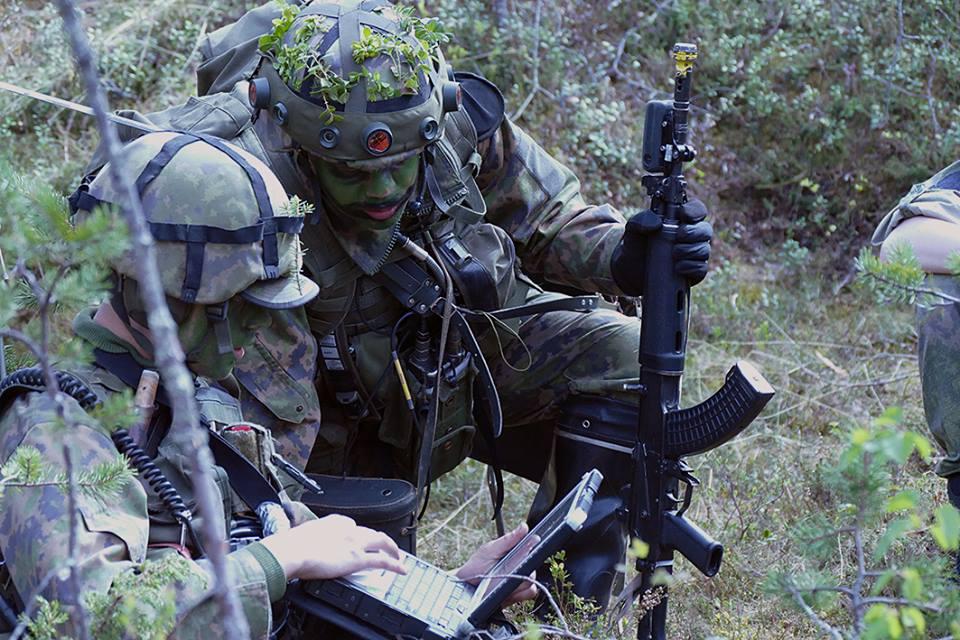 Armée Finlandaise / Finnish Defence Forces / puolustusvoimat - Page 9 28118
