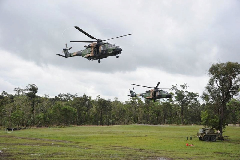 Armée Australienne/Australian Defence Force (ADF) 2833