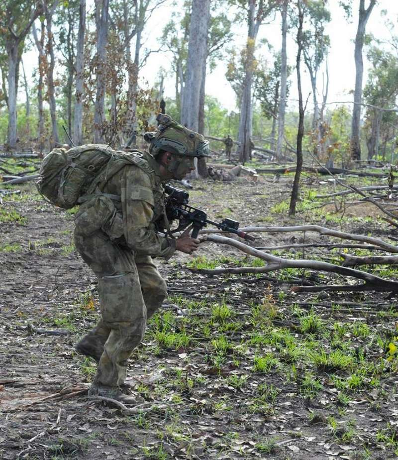 Armée Australienne/Australian Defence Force (ADF) 2838