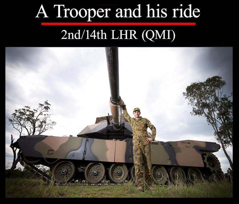 Armée Australienne/Australian Defence Force (ADF) 2870