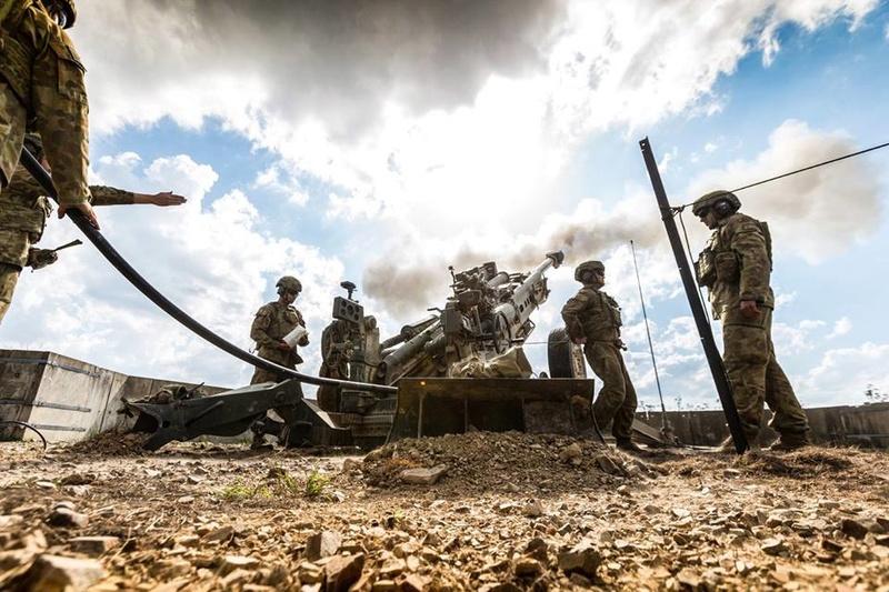 Armée Australienne/Australian Defence Force (ADF) 2887
