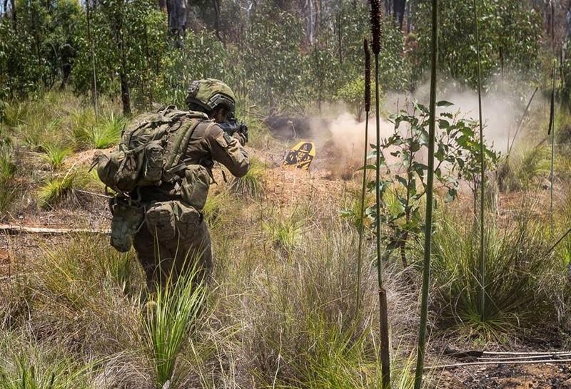 Armée Australienne/Australian Defence Force (ADF) 2888