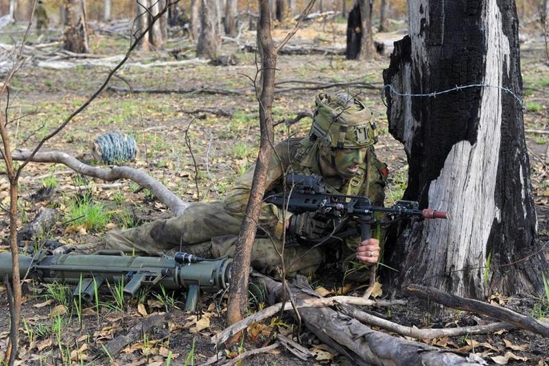 Armée Australienne/Australian Defence Force (ADF) 2935