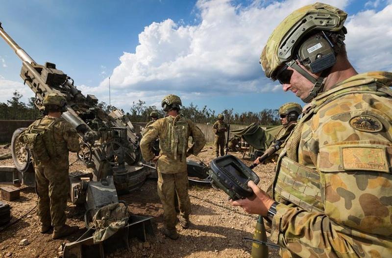 Armée Australienne/Australian Defence Force (ADF) 2968