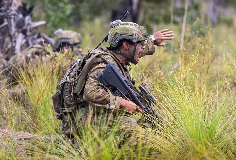 Armée Australienne/Australian Defence Force (ADF) 2969