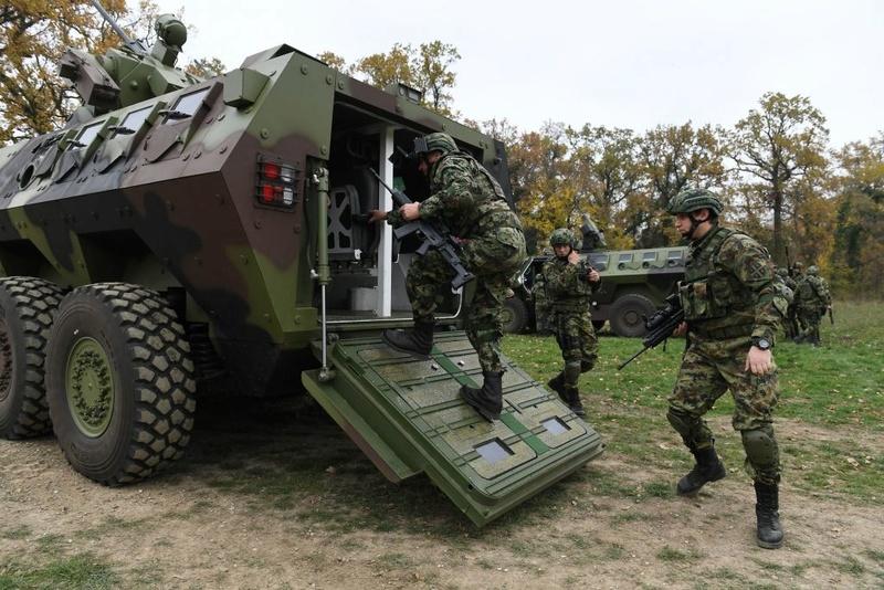 Armored Combat vehicules APC/IFV (blindés..) - Page 3 2990