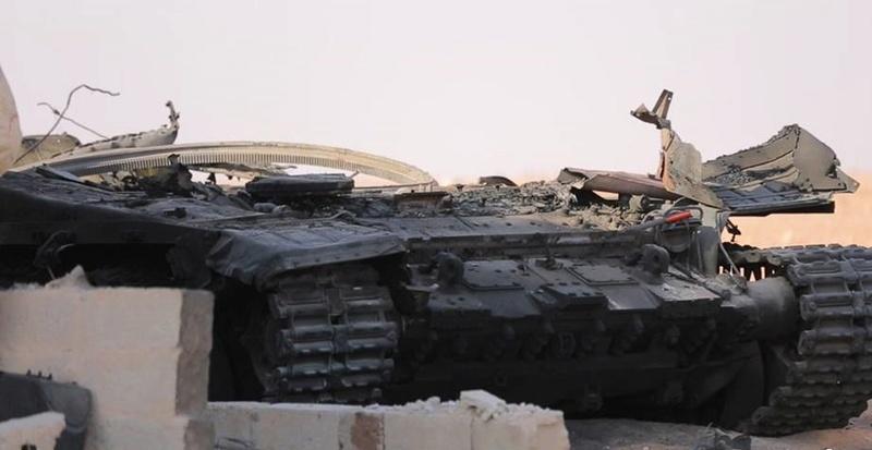 Armée Syrienne / Syrian Armed Forces / القوات المسلحة السورية - Page 22 30110