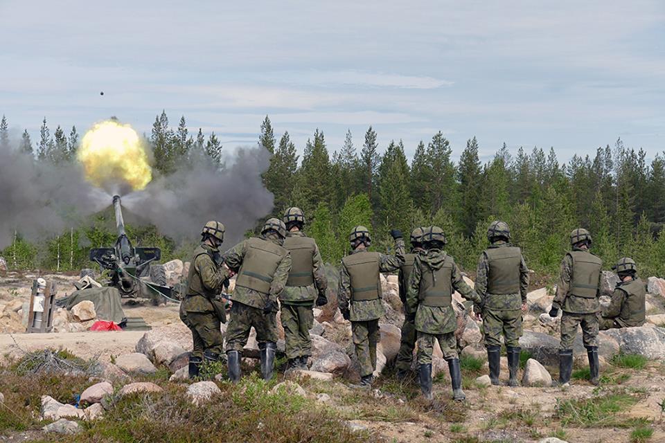 Armée Finlandaise / Finnish Defence Forces / puolustusvoimat - Page 9 30122