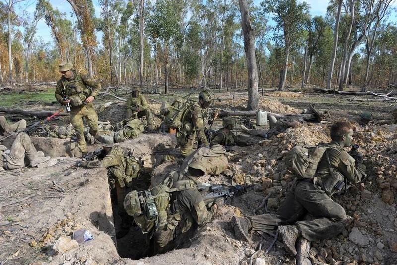 Armée Australienne/Australian Defence Force (ADF) 3027