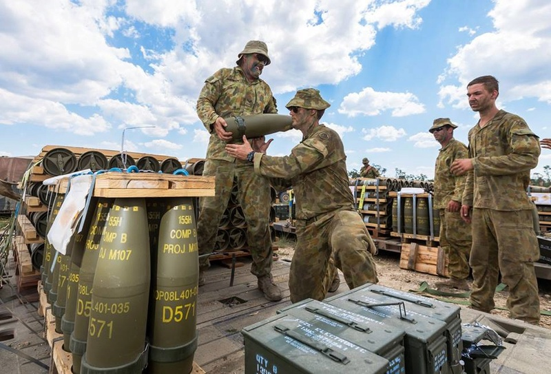 Armée Australienne/Australian Defence Force (ADF) 3054