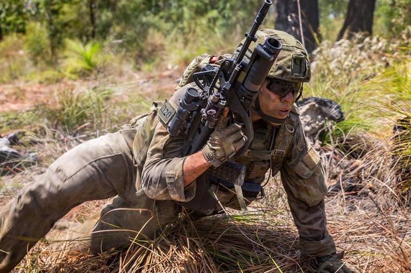 Armée Australienne/Australian Defence Force (ADF) 3055