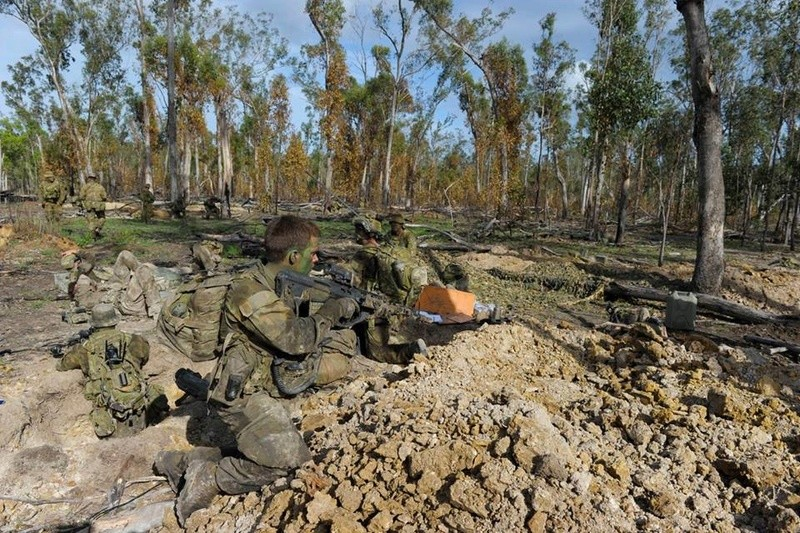 Armée Australienne/Australian Defence Force (ADF) 3125