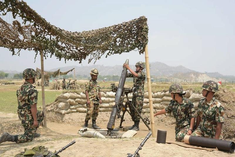 Armée Népalaise 313