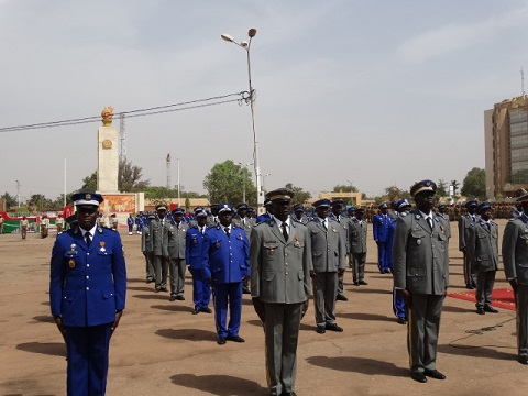 Armée nationale Burkinabé / Military of Burkina Faso - Page 4 3136