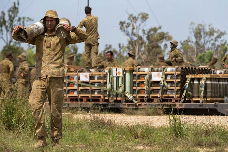 Armée Australienne/Australian Defence Force (ADF) 3143