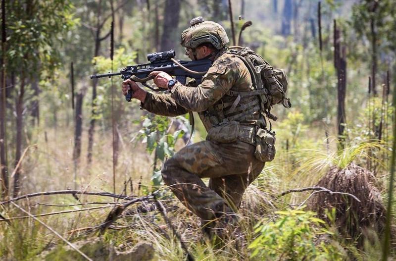 Armée Australienne/Australian Defence Force (ADF) 3144