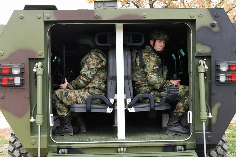Armored Combat vehicules APC/IFV (blindés..) - Page 3 3160