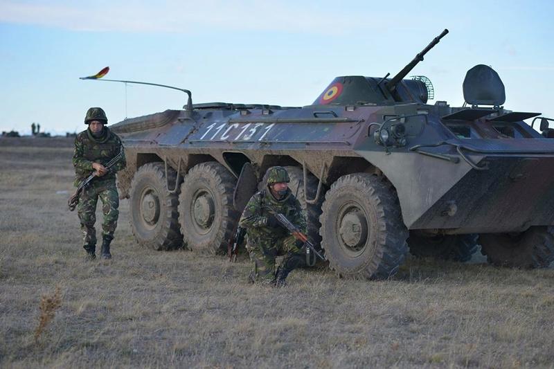Armée Roumaine/Romanian Armed Forces/Forţele Armate Române - Page 10 3180