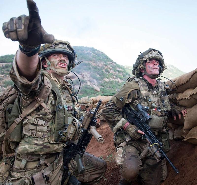 Armée Britannique/British Armed Forces - Page 8 3184