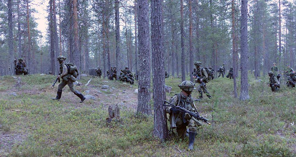 Armée Finlandaise / Finnish Defence Forces / puolustusvoimat - Page 9 3198