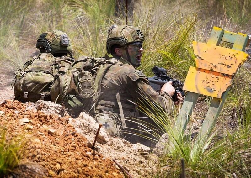 Armée Australienne/Australian Defence Force (ADF) 3235