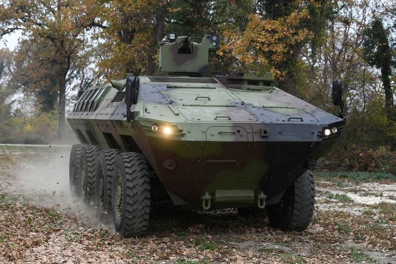 Armored Combat vehicules APC/IFV (blindés..) - Page 3 3246