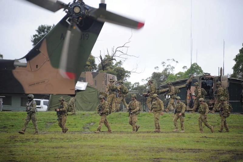 Armée Australienne/Australian Defence Force (ADF) 3317