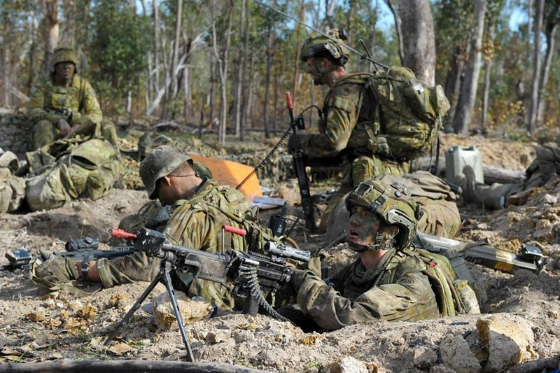 Armée Australienne/Australian Defence Force (ADF) 3319