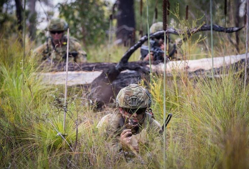Armée Australienne/Australian Defence Force (ADF) 3332