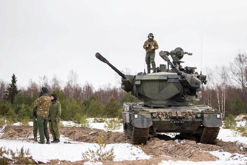 Armée Finlandaise / Finnish Defence Forces / puolustusvoimat - Page 8 3364