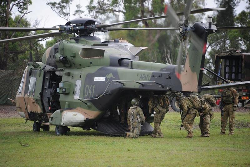 Armée Australienne/Australian Defence Force (ADF) 3417