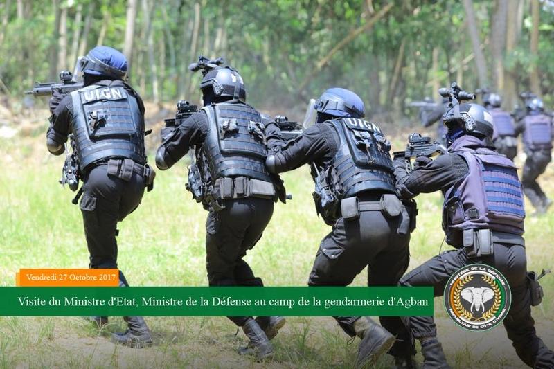 Les Forces de défense et de sécurité de Côte d'Ivoire - Page 5 3422